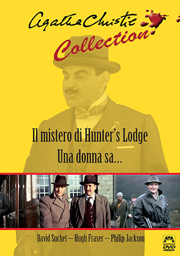 Il mistero di Hunter's Lodge / Una donna sa...