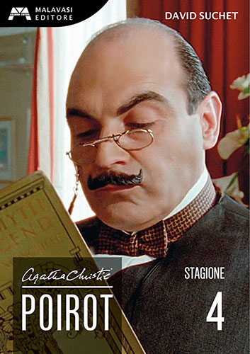 Poirot Collection - Stagione 4