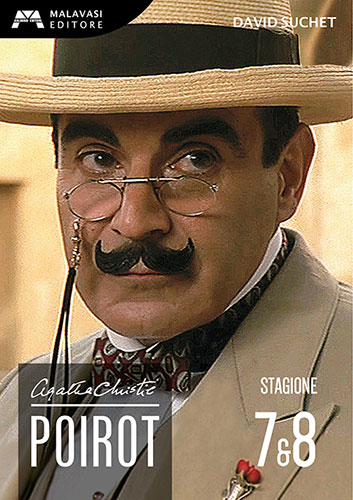 Poirot Collection - Stagione 7 & 8