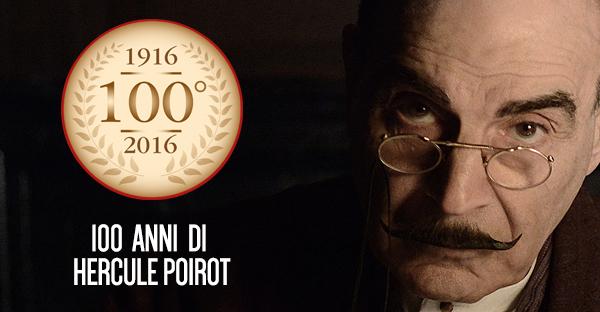 100 anni di Hercule Poirot